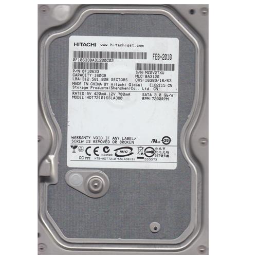 HDT721016SLA380